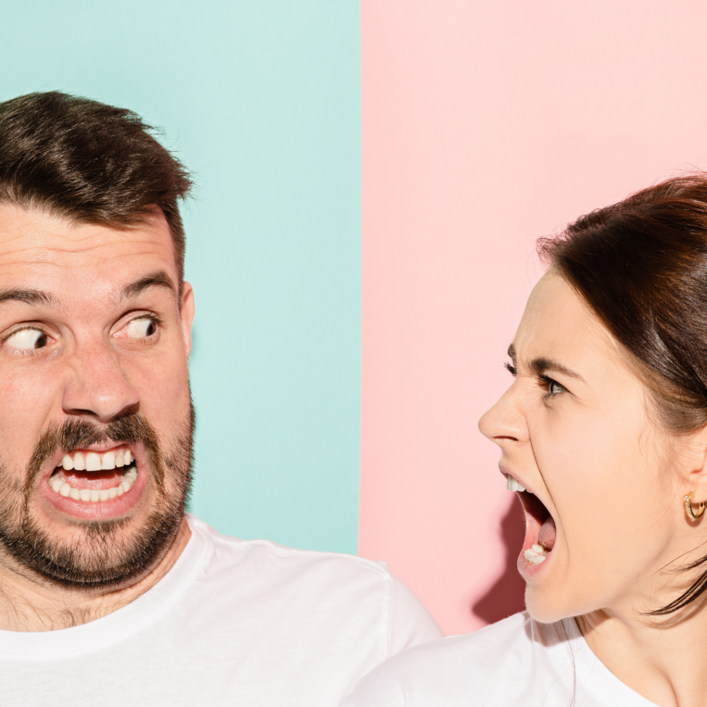 one phrase that stops fighting in marriage