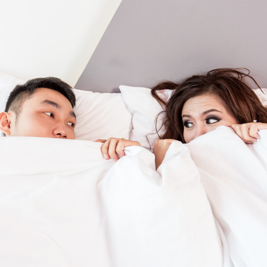 what happens if you have sex before 6 weeks